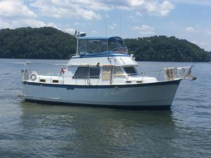 Used Prairie Boat Works Cruiser Boat For Sale