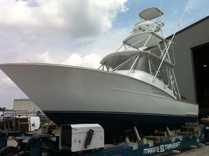 Used Carolina 170K IN 2018 Upgrades-best OF The Legends-44kts Sports Fishing Boat For Sale