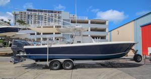 Used Competition 31 Center Console Fishing Boat For Sale