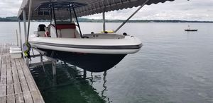 Used Airship 330 Rigid Sports Inflatable Boat For Sale