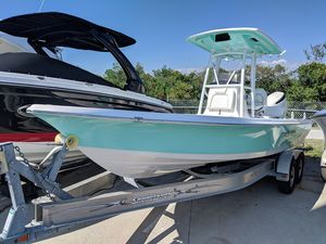 New Blue Wave 2400 Pure Bay Center Console Fishing Boat For Sale