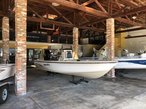 New Blue Wave 2200 Pure Bay Saltwater Fishing Boat For Sale
