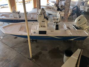 New Blue Wave 2200 STL Saltwater Fishing Boat For Sale