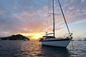 Used Westerly Oceanlord Cruiser Sailboat For Sale