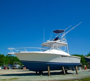 Used Luhrs 29 Open Convertible Fishing Boat For Sale