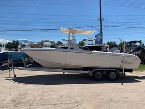 Used Sea Chaser 2400 CC Center Console Fishing Boat For Sale