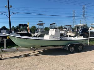 Used Mowdy 22 V Hull Center Console Fishing Boat For Sale