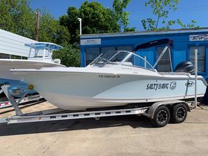 Used Sea Hunt Escape 211 LE Bowrider Boat For Sale
