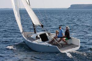 Used B-Yachts Brenta 30 Daysailer Sailboat For Sale