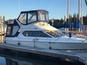 Used Bayliner 2858 Ciera Command Bridge Motor Yacht For Sale
