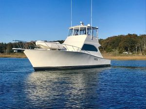 Used Post 47 Convertible Fishing Boat For Sale