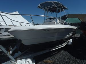 Used Triumph 215 CC High Performance Boat For Sale
