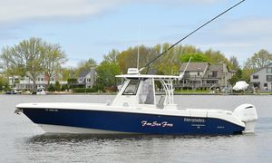 Used Everglades 32 Center Console Center Console Fishing Boat For Sale