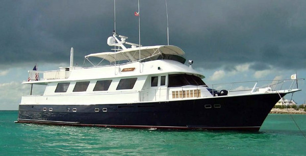Used Hatteras Aft Deck Motor Yacht Motor Yacht For Sale