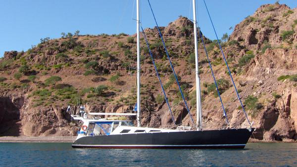 Used Golden Summit Schooner Yacht Schooner Sailboat For Sale