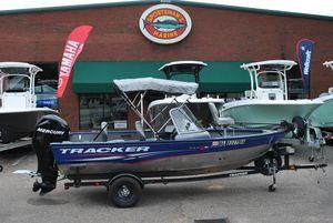 Used Tracker V16 Pro Bowrider Boat For Sale