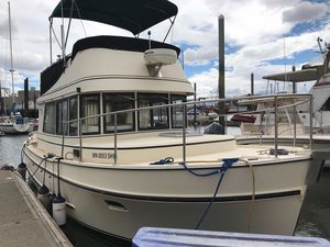 Used Camano 31 Trawler Boat For Sale