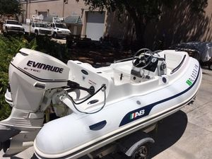 Used Ab Inflatables Nautilus Tender Boat For Sale