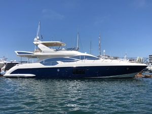 Used Azimut 70 Motor Yacht For Sale