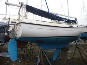 Used Com-Pac Horizon Cat Daysailer Sailboat For Sale