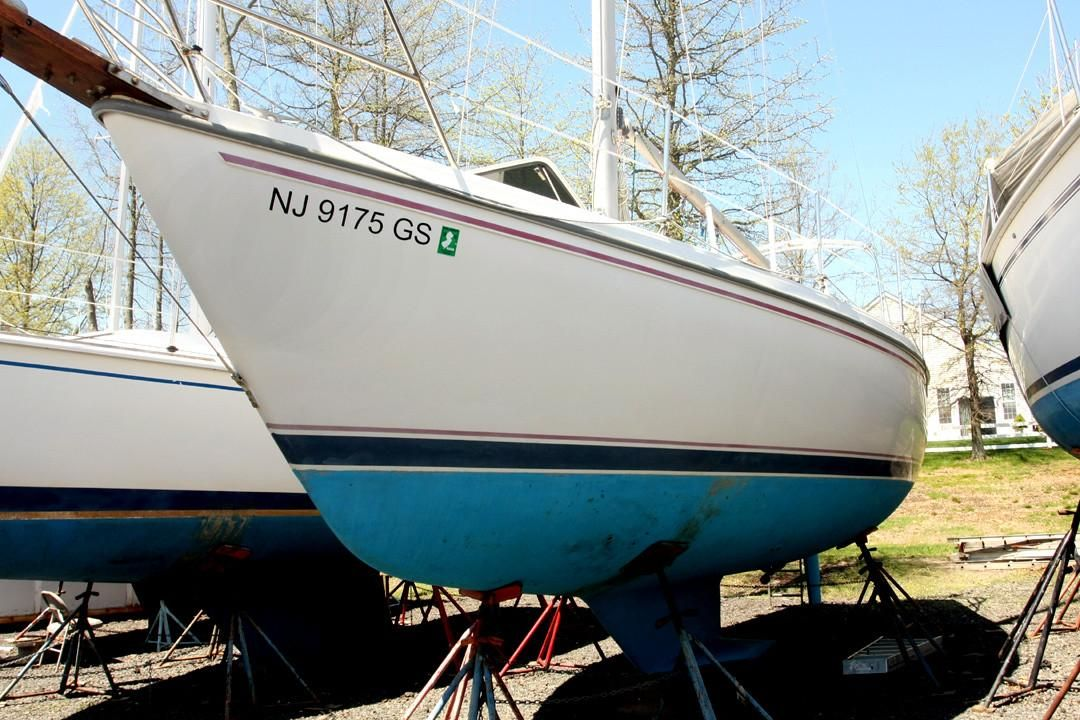 1988 Used Catalina 30 MK II Tall Rig Racer and Cruiser