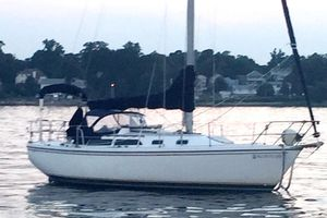 Used Catalina 30 MK II Tall Rig Racer and Cruiser Sailboat For Sale