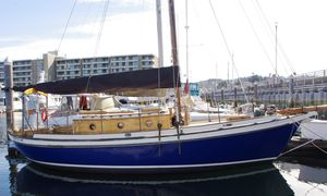 Used Nor Star Gaff Rigged Sloop Cruiser Sailboat For Sale