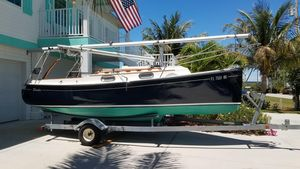 Used Com-Pac Eclipse Cruiser Sailboat For Sale