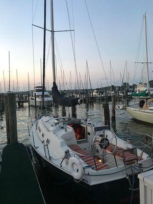 Used Beneteau Idylle 10.50 Cruiser Sailboat For Sale