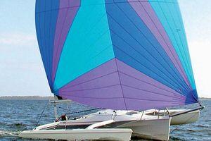Used Corsair Sprint 750 Daysailer Sailboat For Sale