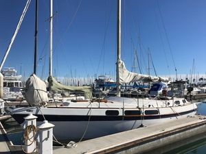 Used Morgan Out Island 36 Cruiser Sailboat For Sale