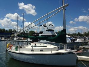Used Nonsuch 22 Daysailer Sailboat For Sale