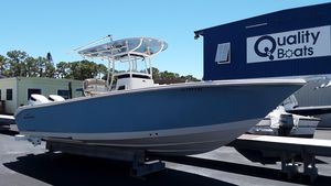 Used Sea Chaser 27 HFC Center Console Fishing Boat For Sale