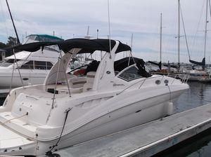 Used Sea Ray Sundancer 320 Express Cruiser Boat For Sale