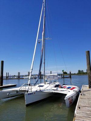 Used Corsair F24 Trimaran Sailboat For Sale
