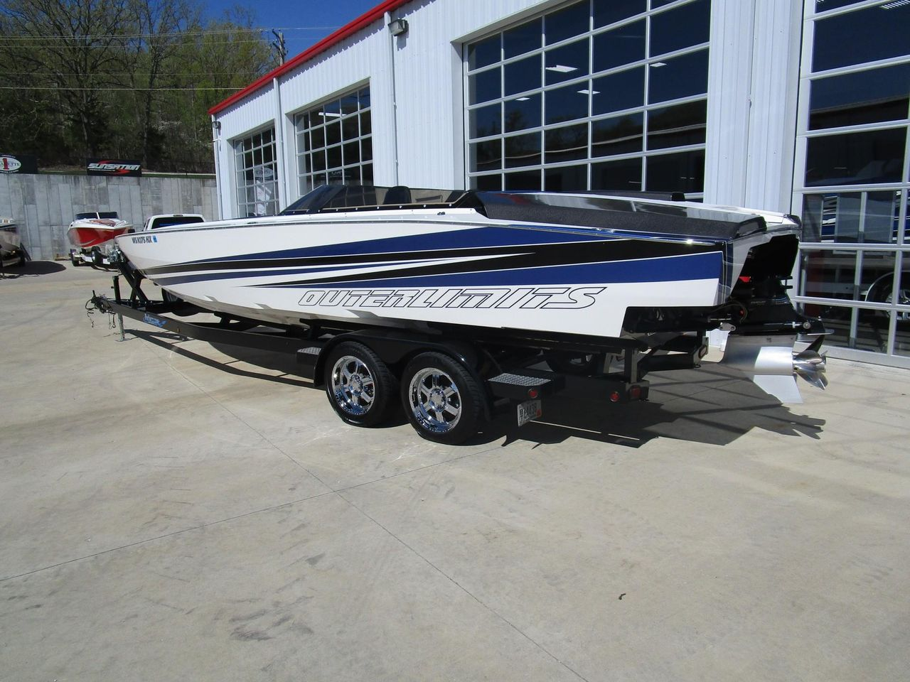 2012 Used Outerlimits SV29 High Performance Boat For Sale - $149,950