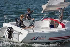 Used Beneteau ASA 22 Daysailer Sailboat For Sale