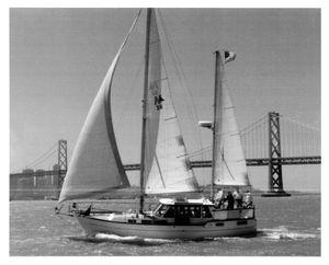 Used Nauticat 38 Cruiser Sailboat For Sale