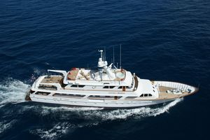 Used Picchiotti Trideck Motor Yacht For Sale