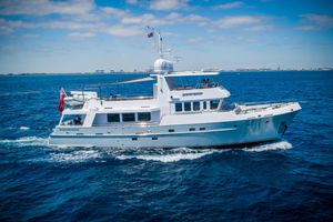 Used Kuipers Woudsend Raised Pilothouse Motor Yacht For Sale