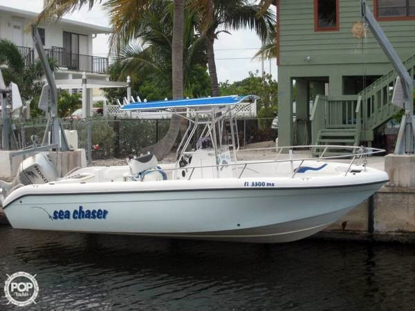 Used Sea Chaser 24 Center Console Fishing Boat For Sale