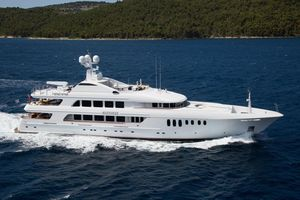 Used Trinity Yachts TRI Deck Motor Yacht For Sale