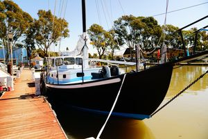 Used Sailboat High Endurance World Beater Ketch Sailboat For Sale