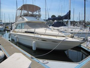 Used Sea Ray 340 Convertible Fishing Boat For Sale