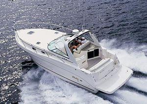 Used Rinker Fiesta Vee 342 Express Cruiser Boat For Sale
