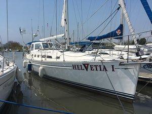 Used Saga 43 Racer and Cruiser Sailboat For Sale