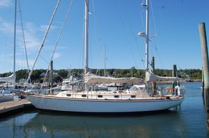 Used Cape Dory 45 Ketch Sailboat For Sale