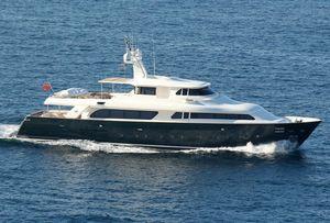 Used Custom Line Navetta 30 Motor Yacht For Sale