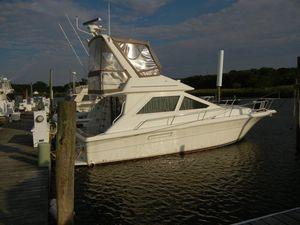 Used Sea Ray 34 Sedan Bridge Cruiser Boat For Sale