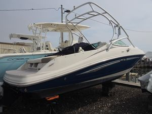 Used Sea Ray 210 Select High Performance Boat For Sale